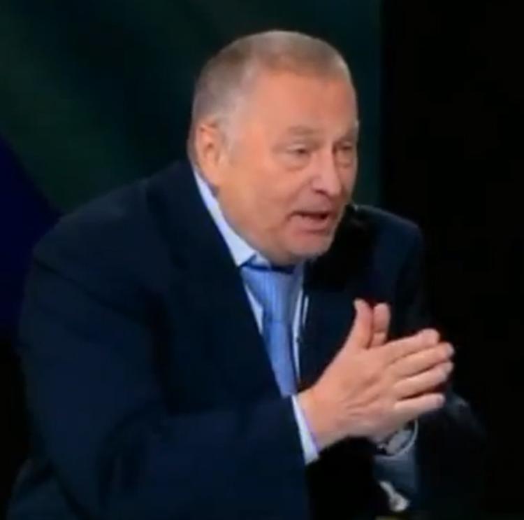 Жириновский предложил Марии Шукшиной выйти за него замуж