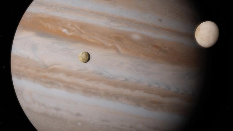Нейросеть обнаружила монстров на Юпитере