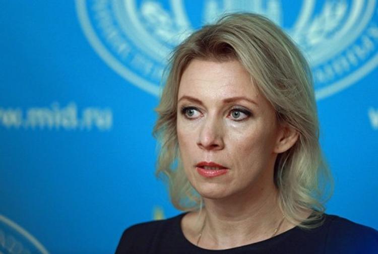 Мария Захарова прокомментировала слова Климкина о НАТО и Украине