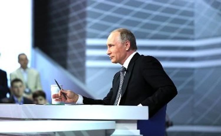 Владимир Путин высказался о вертикали власти в стране
