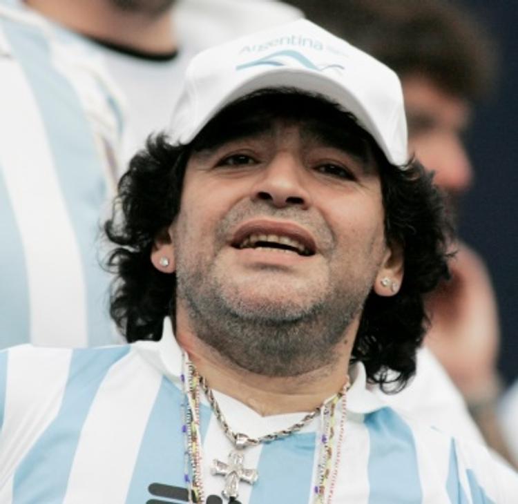 Диего Марадона: я готов возглавить сборную России