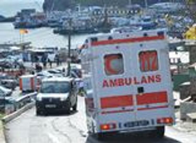Российский турист в Турции попал в реанимацию после наезда грузовика