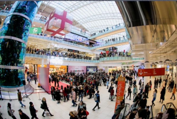 В Москве из-за угрозы взрыва эвакуируют торговый центр