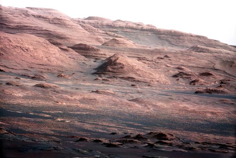 Ученые оценили размеры океана на древнем Марсе