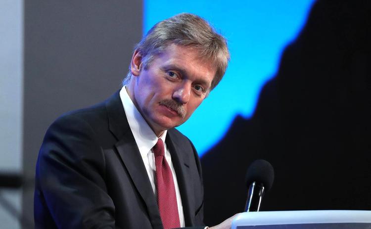 Песков отказался комментировать идею создания Малороссии