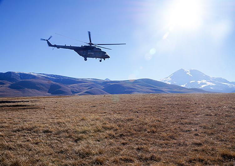 Камчатского врача обвинили в незаконном полёте на вертолёте