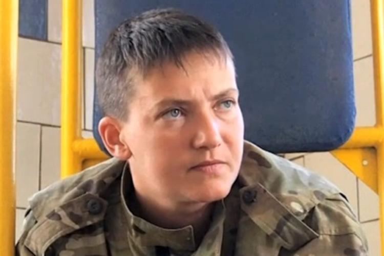 Надежда Савченко, говоря об Украине, 11 раз использовала бранную речь (ВИДЕО)