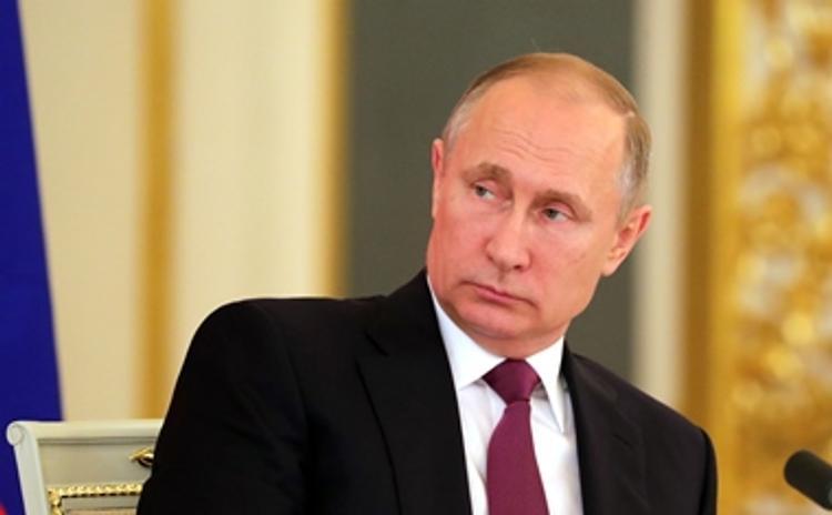 """Путин на переговорах в """"нормандском"""" формате рассказал о бездействии Украины"""