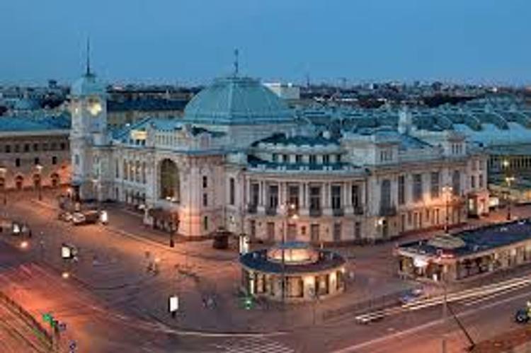 В Петербурге на Витебском вокзале начались реставрационные работы