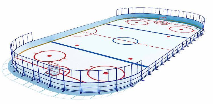 МУГИСО предоставило Екатеринбургу пять земельных участков под хоккейные корты