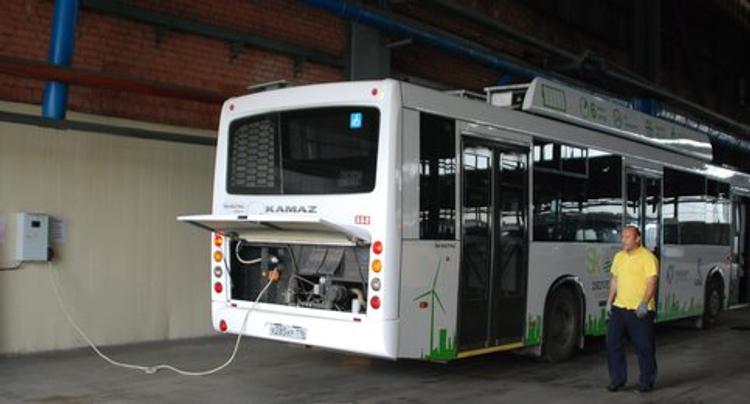 Москвичи могут принять участие в создании городского электробуса