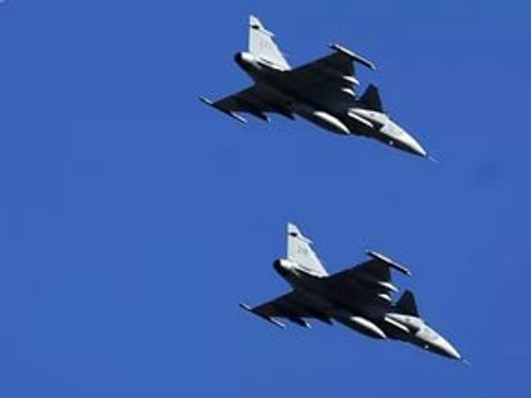 Истребители НАТО при перехвате самолетов РФ нарушили границу Финляндии