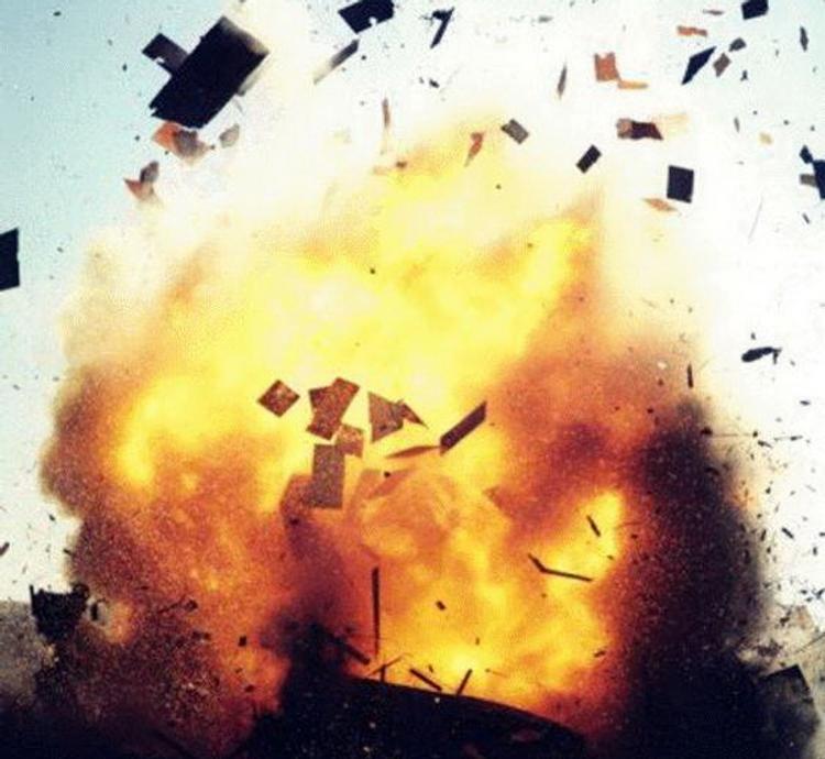 На складе боеприпасов в Абхазии произошли взрывы