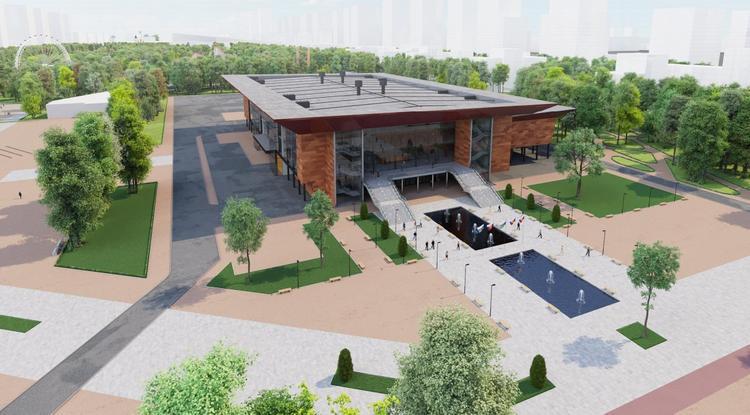 Мэрия согласовала строительство Дворца дзюдо в японском стиле