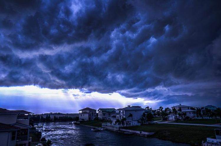 В Псковской и Тверской областях пронесся ураган, есть погибшие и разрушения