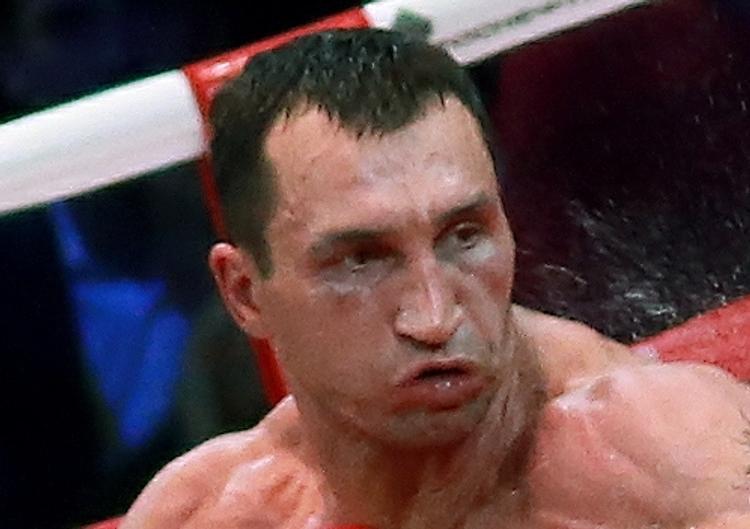 Владимир Кличко завершил карьеру боксера