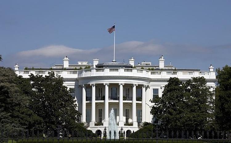 Президент США Дональд Трамп берет «рабочий отпуск»