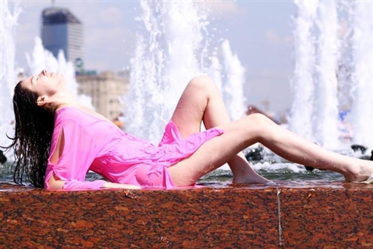 Москвичей ждет аномальная неделя с жарой выше нормы