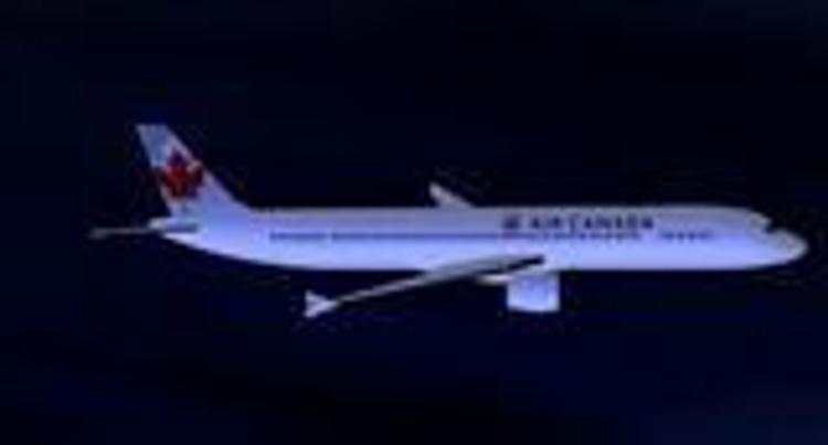 ИноСМИ опубликовали фото посадки самолета, едва не ставшей авиакатастрофой века