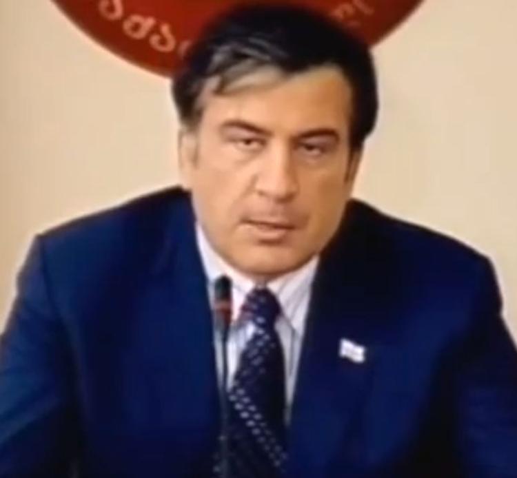 Михаилу Саакашвили удалось попасть в Польшу без документов
