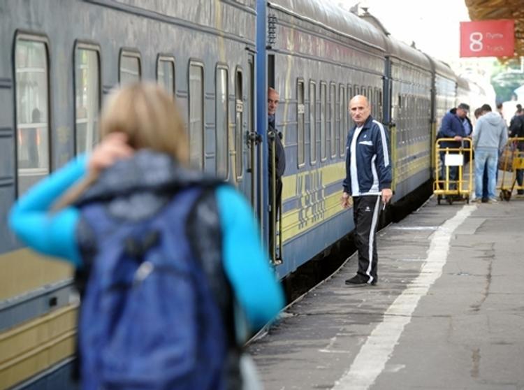 В Москве человек попал под поезд
