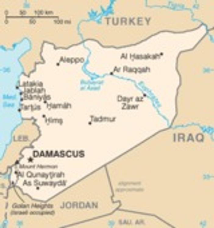 Коалиция во главе с США сбросила  фосфорные  бомбы на госпиталь в Ракке
