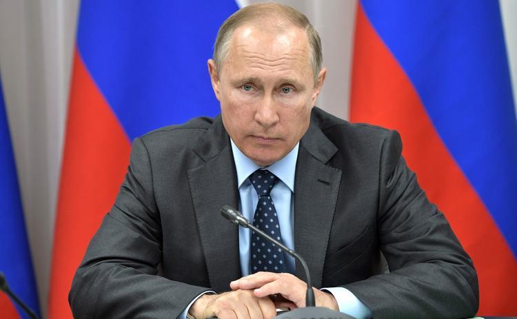 Западные СМИ высоко оценили физическую форму Путина