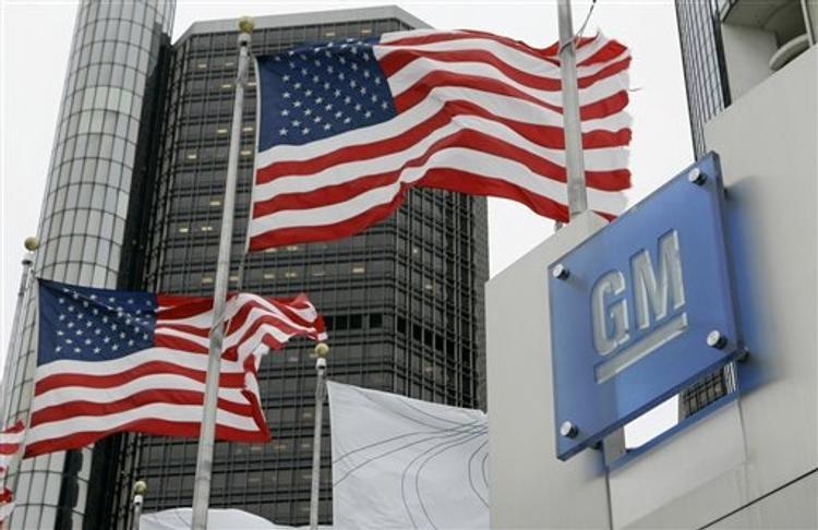 General Motors отзывает 800 тысяч своих автомобилей из-за рулевого управления