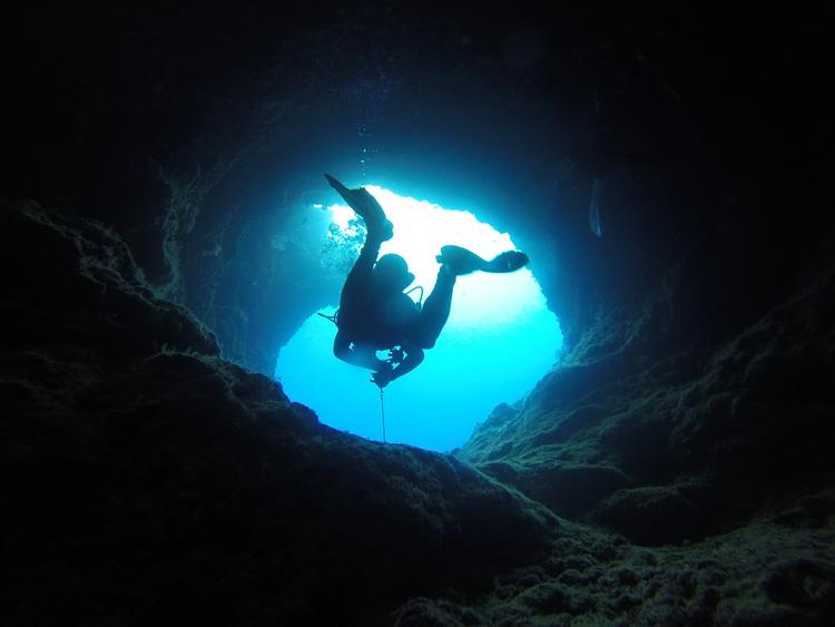 Россиянин утонул в подводных пещерах Мексики