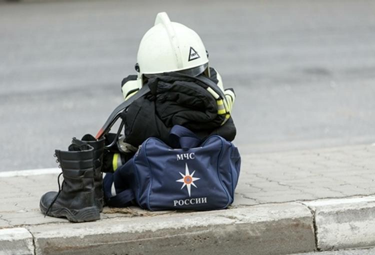 На пожаре под Тамбовом погиб сотрудник МЧС