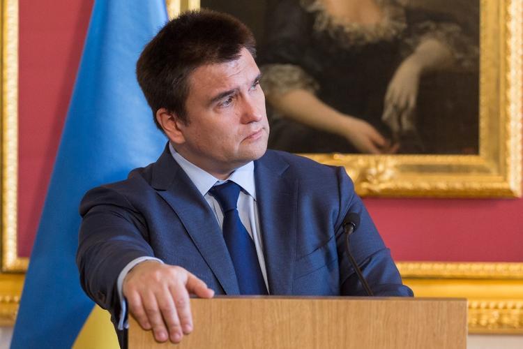Саакашвили сообщил о наличии российского гражданства у главы МИД Украины