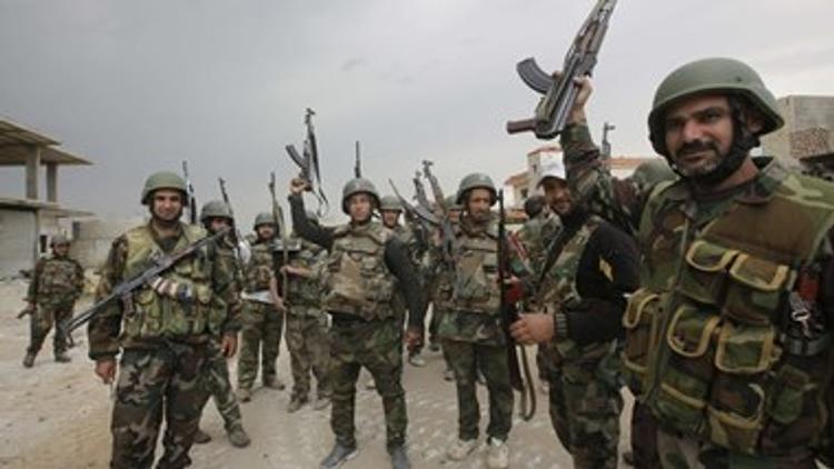 Минобороны РФ опубликовало кадры высадки сирийского десанта в тыл ИГ (ВИДЕО)