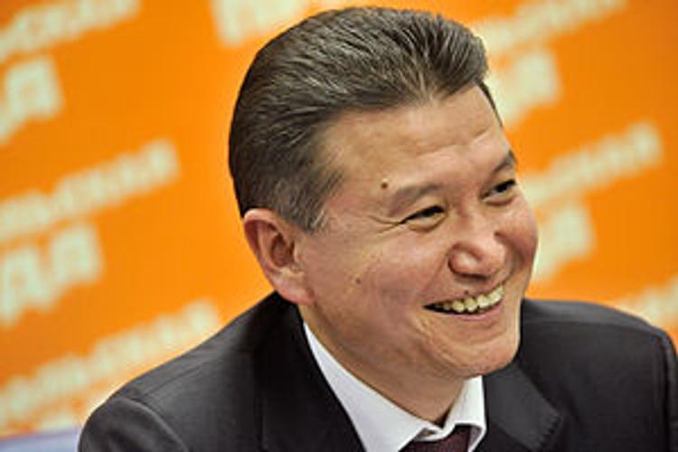 Илюмжинов объявил о намерении захватить пенсионный рынок