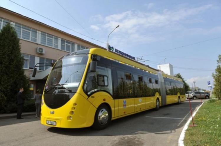 В Екатеринбурге появится новый вид общественного транспорта