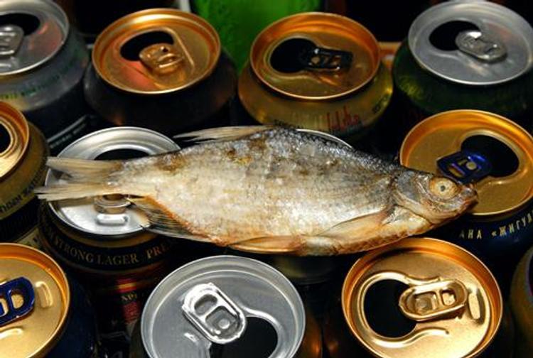 В Минфине спрогнозировали увеличение продаж водки после подорожания пива