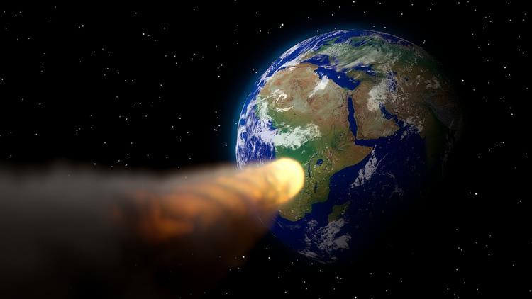 Крупнейший в истории астероид подлетит сегодня к Земле
