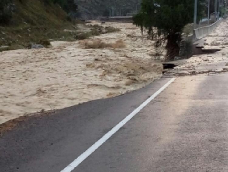 Тысячи людей оказались заблокированы из-за схода селя в горах Кабардино-Балкарии