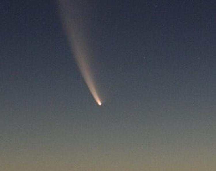 Открытая два века назад комета оказалась НЛО