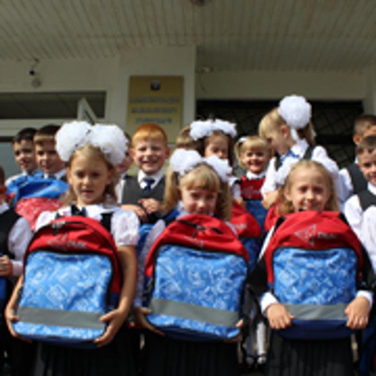 РМК собрала 770 первоклашек Урала в школу