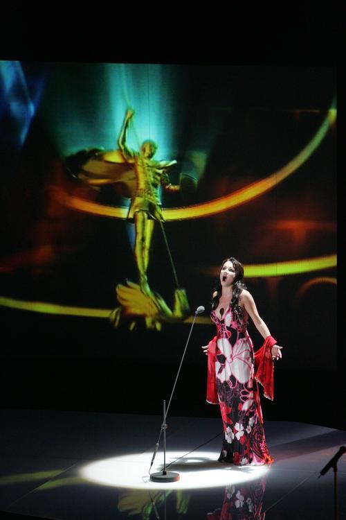 Анне Нетребко из-за болезни пришлось отменить выступление в Венской опере