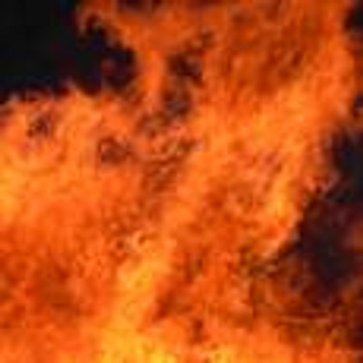 Начата проверка  после поджога автомобиля журналистки Латыниной