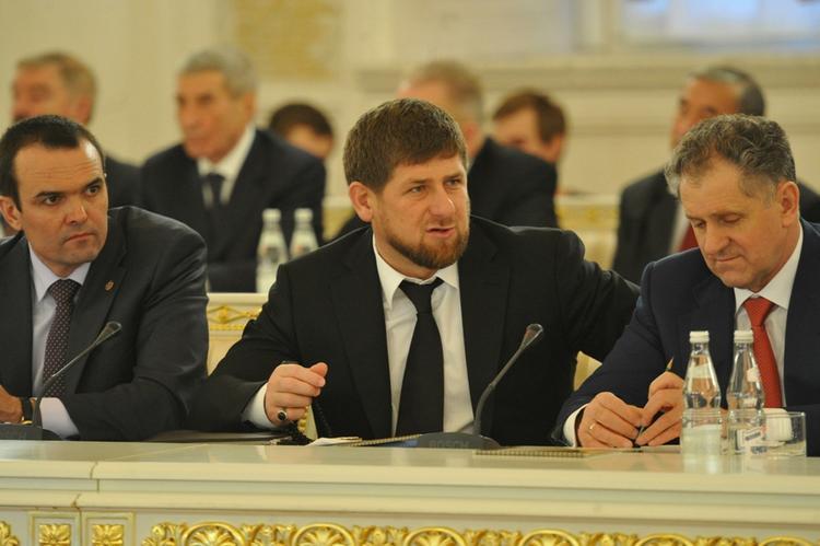 Кадыров пообещал защитить мусульман Мьянмы