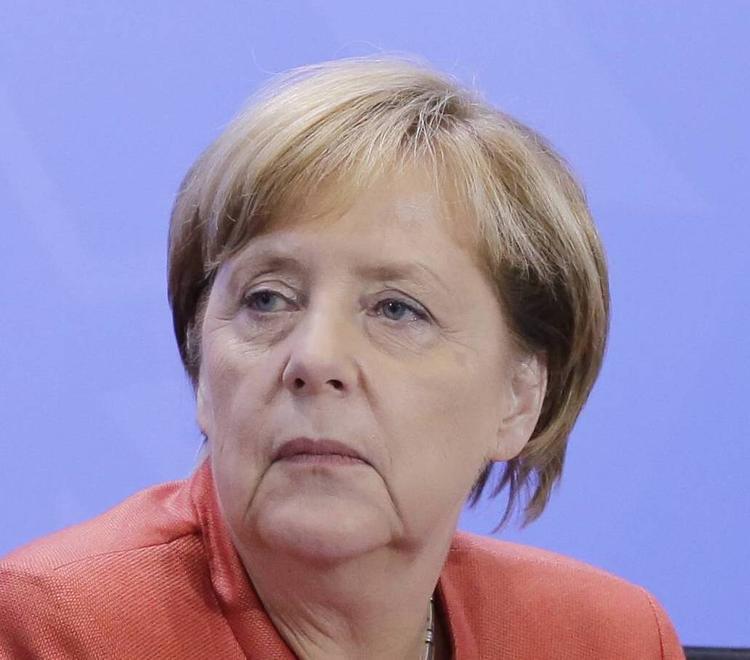 Трамп и Меркель считают, что надо усилить давление на КНДР