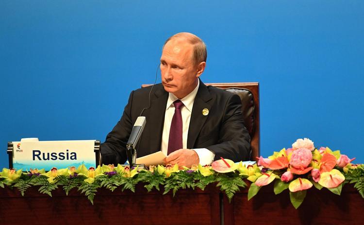 Путин ответил на вопрос о своем участии в выборах президента
