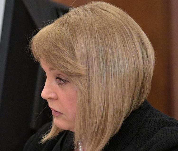 Памфилова понадеялась на возбуждение новых уголовных дел по итогам выборов