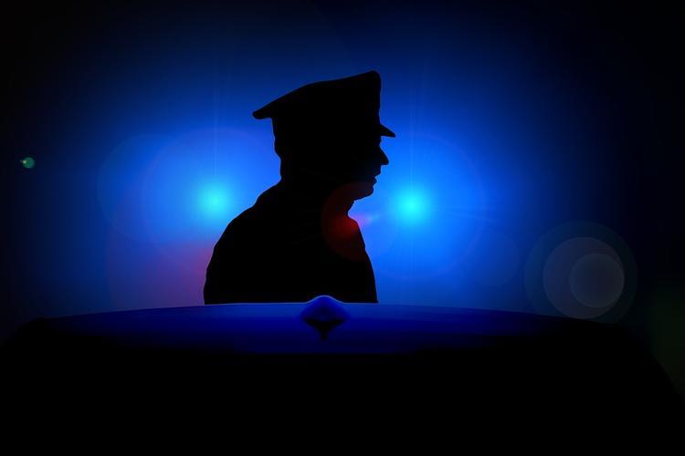 В пригороде Парижа полицейский попал под колеса угнанного автомобиля