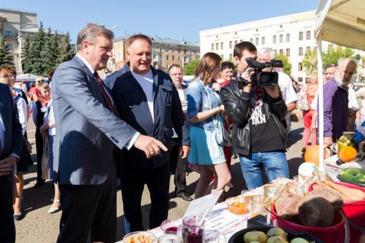 В Кирове отметили День садовода