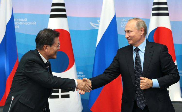 Президент Южной Кореи поведал о живущем в Путине духе амурского тигра