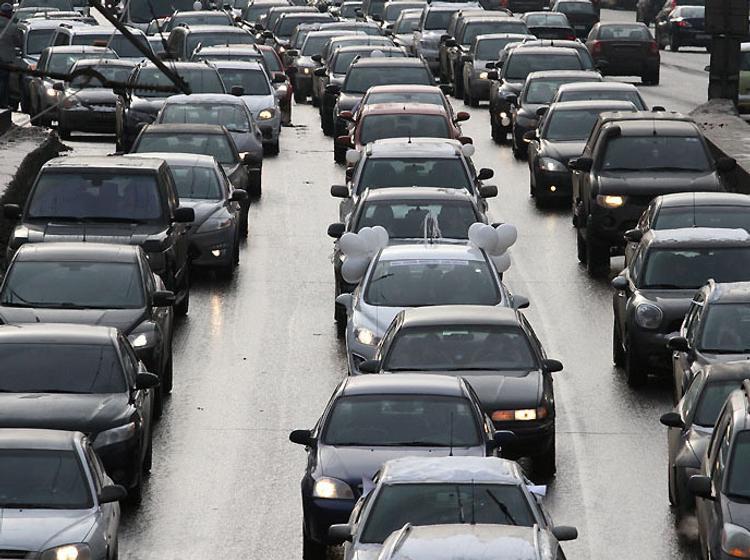 Минтранс предлагает заменить транспортный налог экологическим сбором