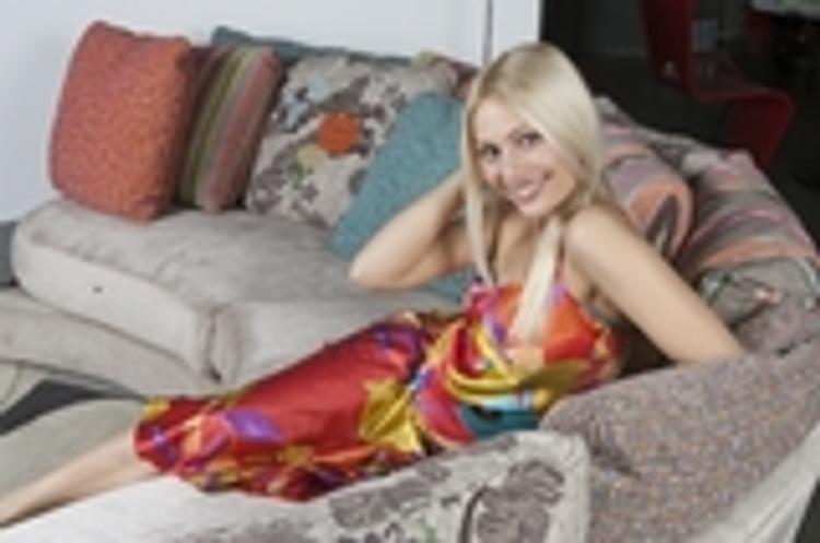 Наталья Рудова полностью разделась для поклонников